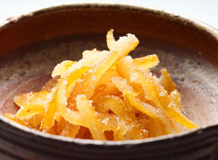 tokoyo sugared yuzu citrus peel