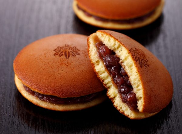 tsuya red bean pancake