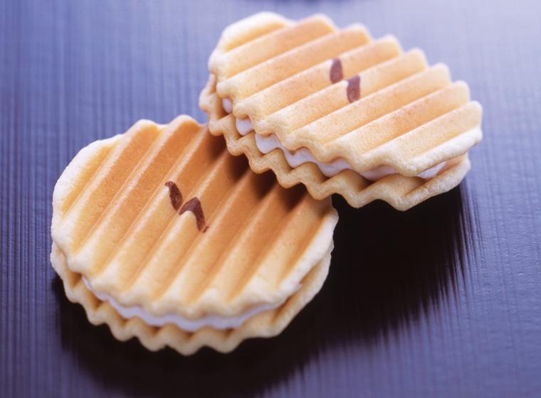 fukuwatashi senbei vanilla cookies