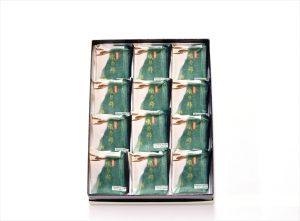 oribenishiki 12 pieces box