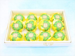 water melon jelly 12 pieces box