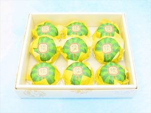 water melon jelly 9 pieces box
