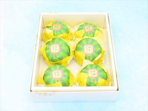 water melon jelly 6 pieces box