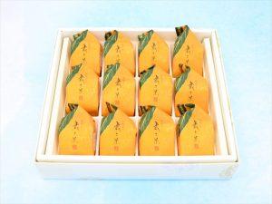 SAISAIKA loquat jelly 12 pieces box