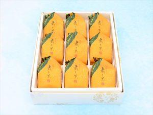 SAISAIKA loquat jelly 9 pieces box
